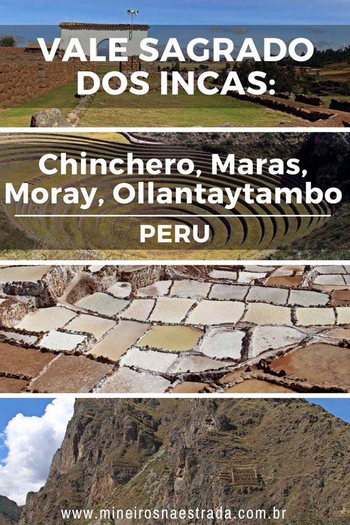 No quinto dia de viagem pelo Peru, fizemos tour com guia privado pelo Vale Sagrado: Chinchero, Salinas de Maras, Moray e Ollantaytambo, de onde partimos para Águas Calientes.