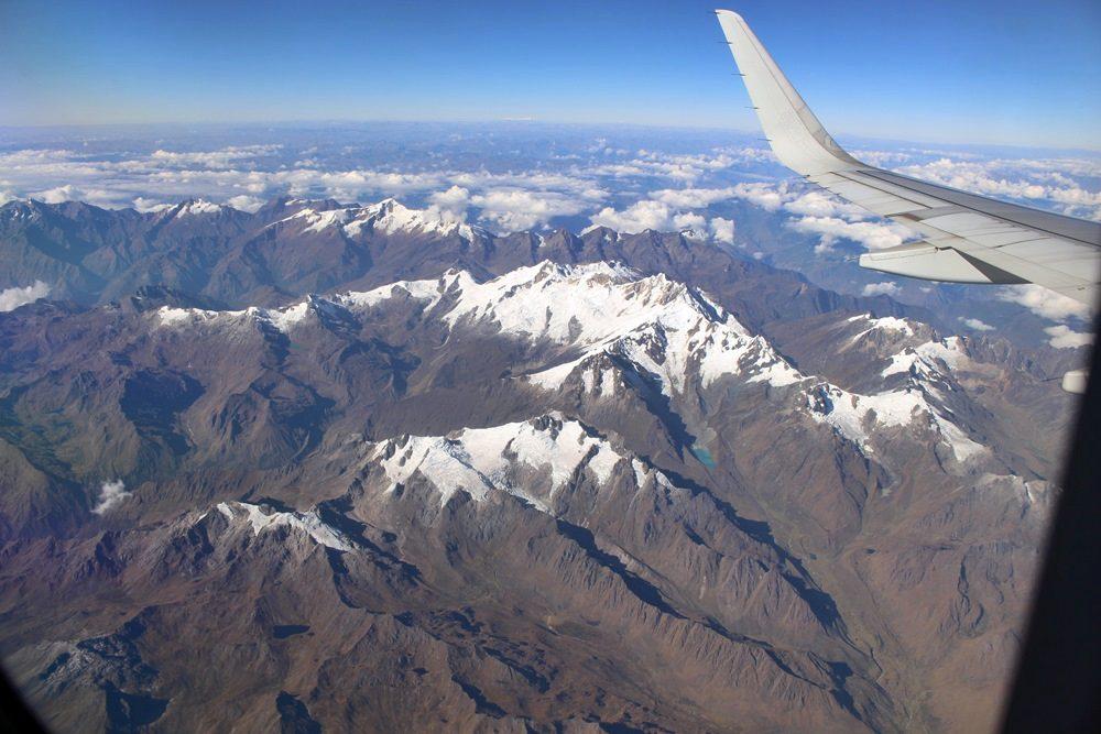 vista aerea cusco