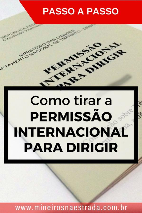 Saiba tudo sobre como tirar a sua Permissão Internacional para Dirigir - PID, um documento aceito em dezenas de países por meio da Convenção de Viena e outros acordos internacionais de reciprocidade.
