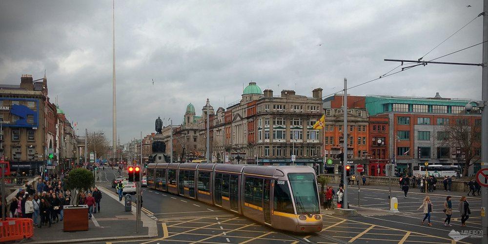 Porque escolhemos Dublin, na Irlanda, como nosso destino de intercâmbio.