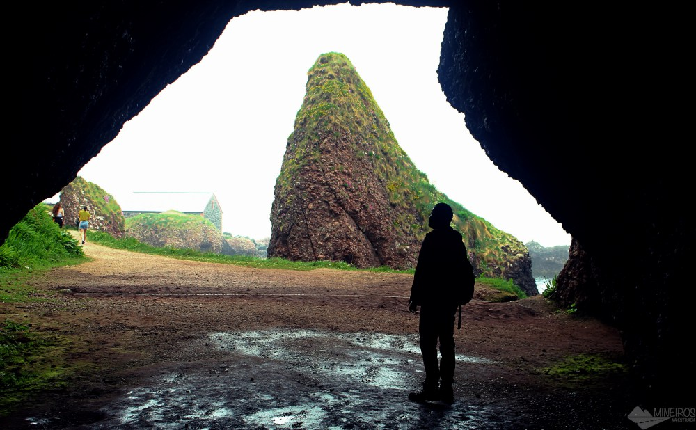 Cushendun Caves - game of thrones tour