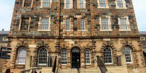 Visita a Crumlin Road Gaol, temível prisão na Irlanda do Norte