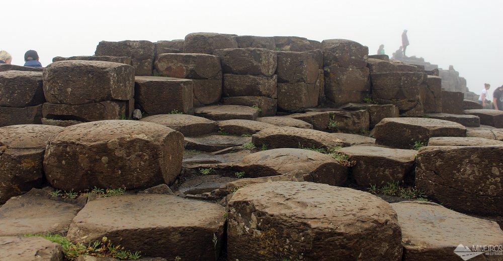 Calçada dos Gigantes - Irlanda do Norte