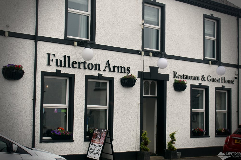 Furlleton Arms Irlanda do Norte Calçada dos Gigantes