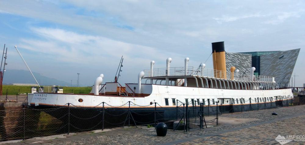 Veja sugestão de roteiro para 3 ou 4 dias em Belfast, capital da Irlanda do Norte, incluindo Titanic Belfast e tour pela costa.