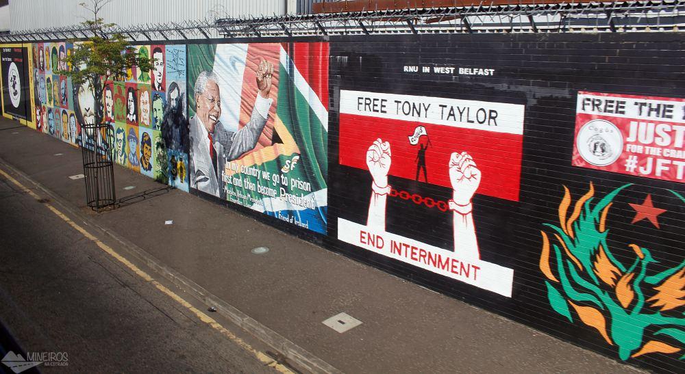 Veja sugestão de roteiro para 3 ou 4 dias em Belfast, capital da Irlanda do Norte, incluindo Titanic Belfast, visita aos murais da cidade e tour pela costa.