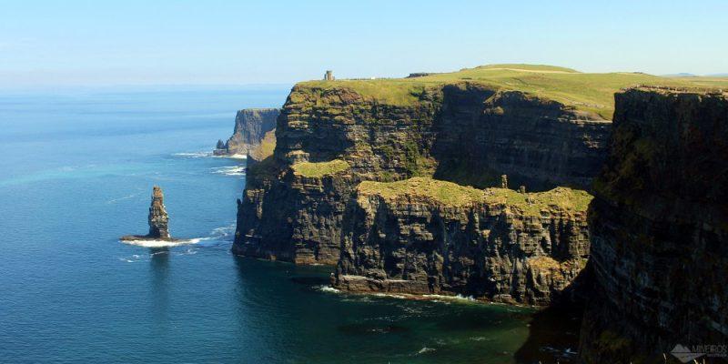 Tour para os Cliffs of Moher e para a cidade de Galway, na Irlanda
