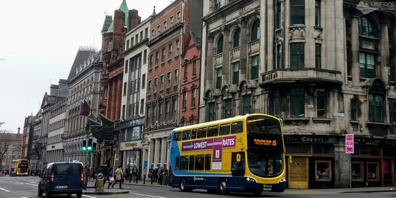 Intercâmbio na Irlanda: Como é o transporte público em Dublin (Dublin Bus, Luas e Dart)
