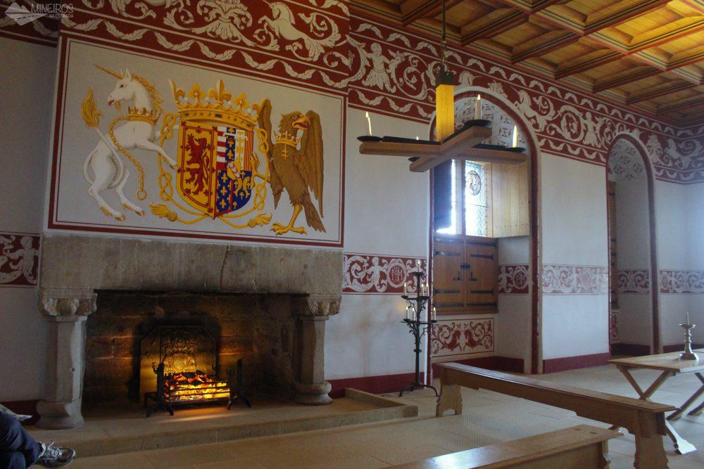 O Stilrling Castle é um dos mais importantes castelos da Escócia, tanto por sua beleza e imponência, quanto por sua história.