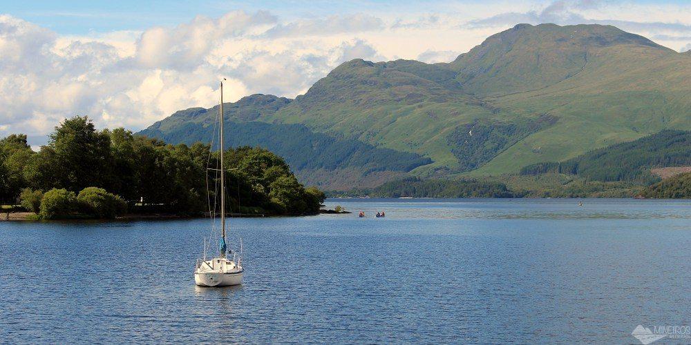 Escócia: Passeio por West Highlands e Loch Lomond, saindo de Edimburgo