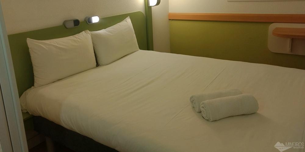 Hospedagem barata em Londes: Hotel Ibis Budget Whitechapel