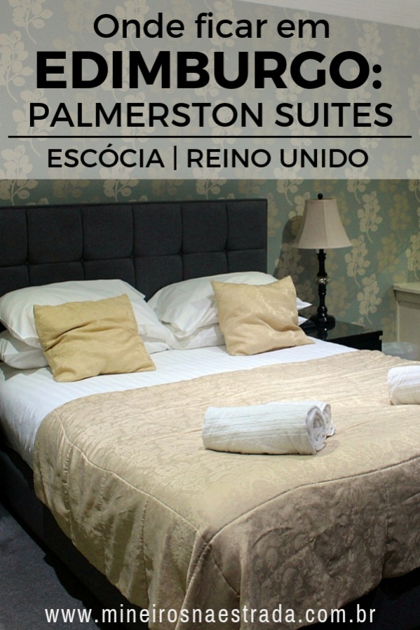 Está procurando onde ficar em Edimburgo? Veja nosso review do hotel Palmerston Suites, uma opção de hospedagem com ótimo custo benefício.