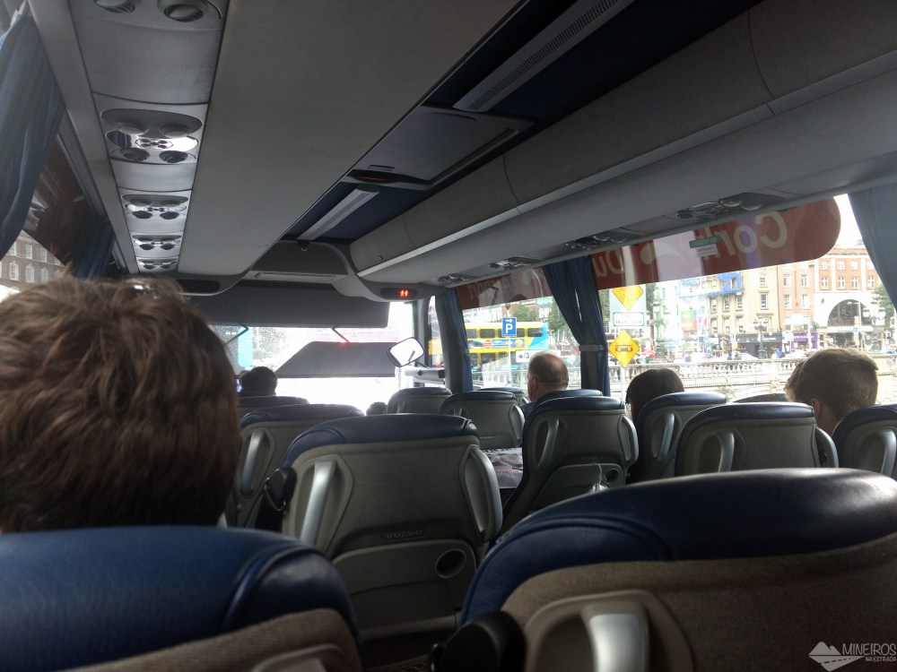 Saiba como ir de onibus Dublin para Cork, na Irlanda, com embarque e desembarque em pontos centrais das duas cidades.