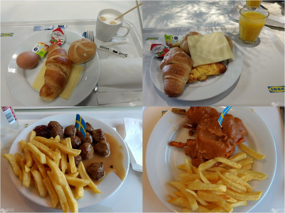 Café da manhã da Ikea Amsterdam