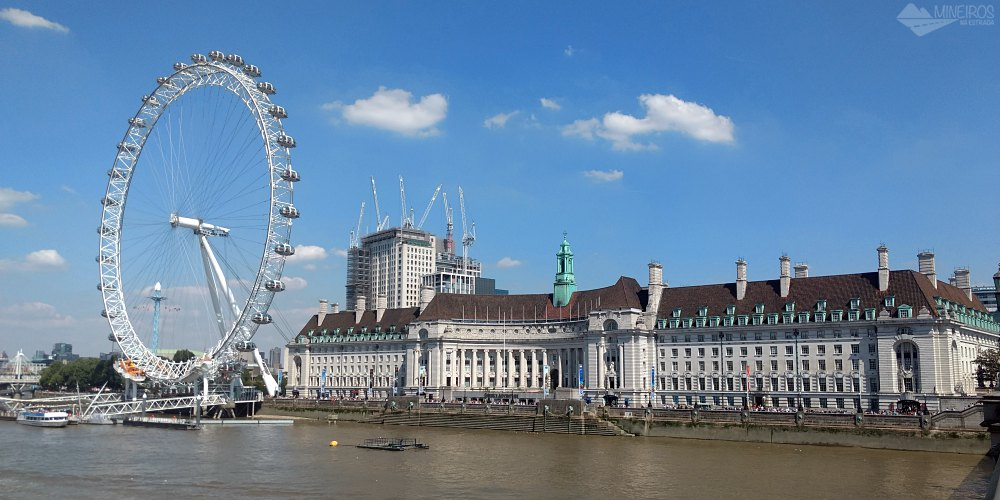 A London Eye, a mais alta roda gigante da Europa, proporciona vistas incríveis de Londres. Veja como comprar ingresso e como é o passeio.
