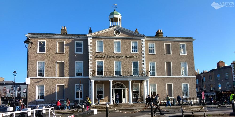 Intercâmbio na Irlanda. Nossa experiência estudando inglês na Altas Language School, em 34 perguntas e respostas.