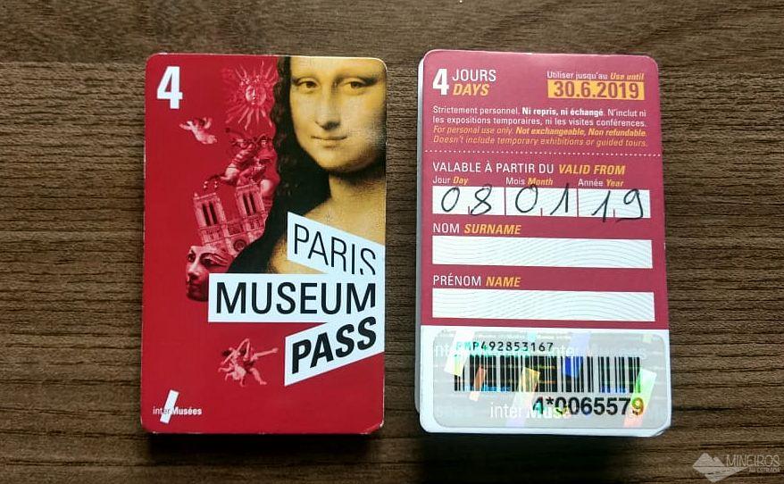 O que é e como funciona o Paris Museum Pass, uma maneira de economizar ao visitar atrações em Paris.