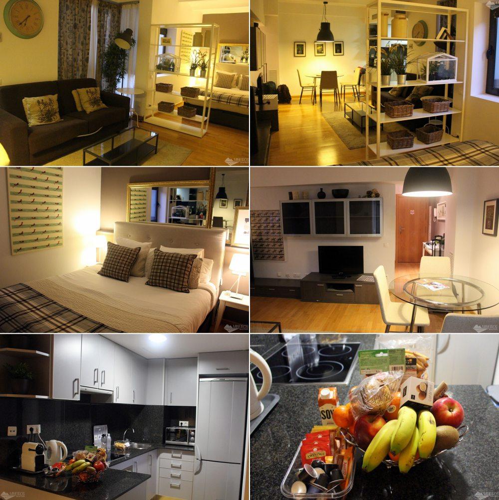 Procurando onde ficar em Barcelona? Veja dica de apartamento/flat lindíssimo, confortável e perto do metrô.