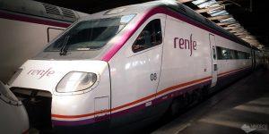 Como é viajar de trem de Barcelona para Paris