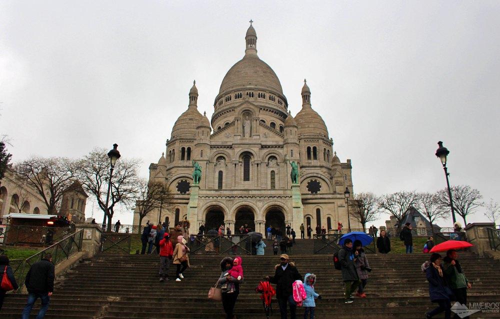 Sacre Cour Paris Sagrado Coração