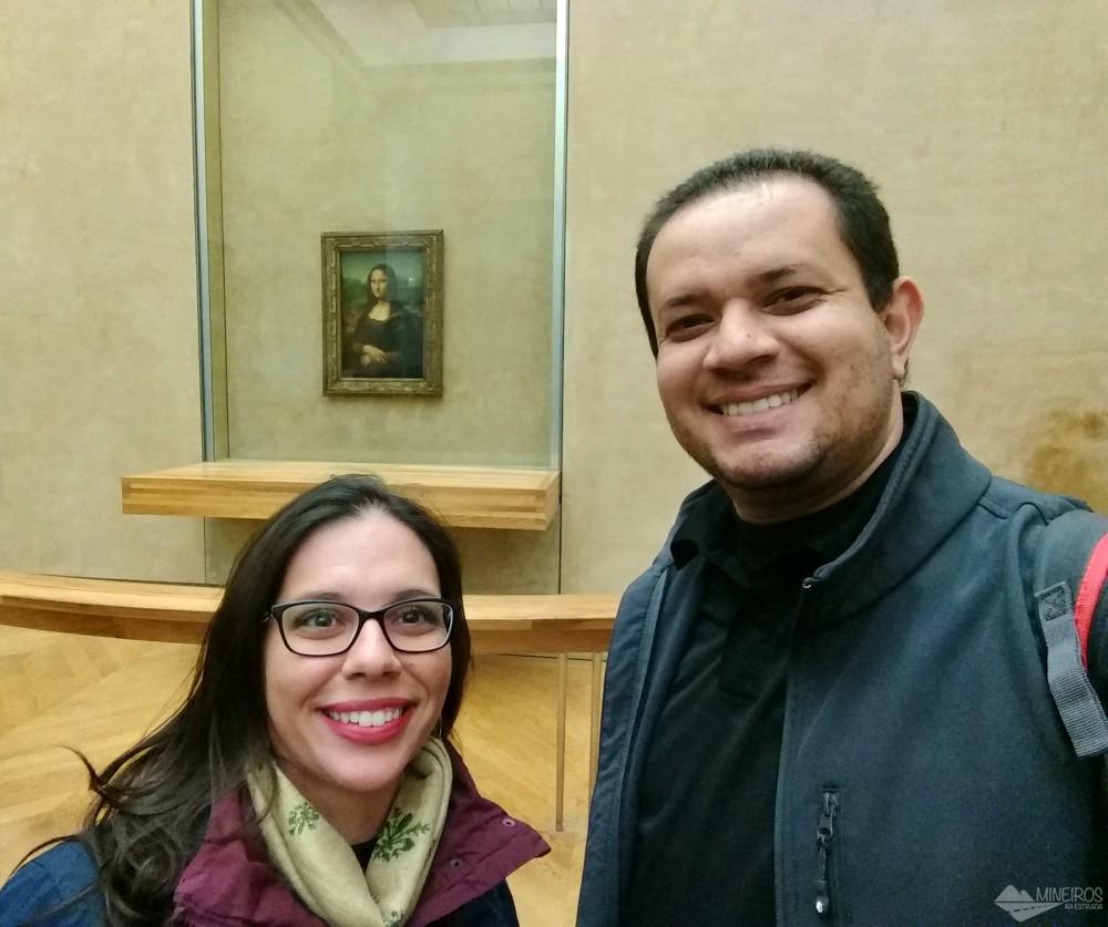 Algumas dicas para visitar o Museu do Louvre, em Paris, e tentar se fugir da multidão (e conseguir ver a Mona Lisa sem ninguém te empurrando).