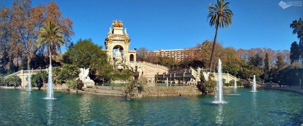 Precisa de ajuda para montar seu roteiro para Barcelona? Veja neste post o que fazer em 4 dias na cidade. Uma sugestão é o Parque de la Ciudadela.