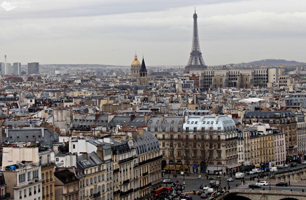 Como agendar seu horários e evitar as longas filas para subir até as Torres da Catedral de Notre Dame, em Paris.