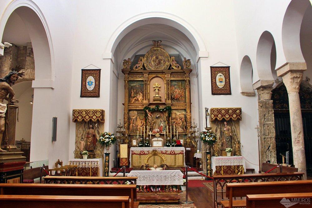 Igreja do Salvador, em Toledo, Espanha