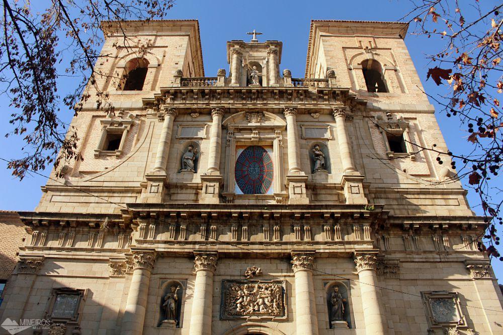 Igreja dos Jesuitas em Toledo, Espanha