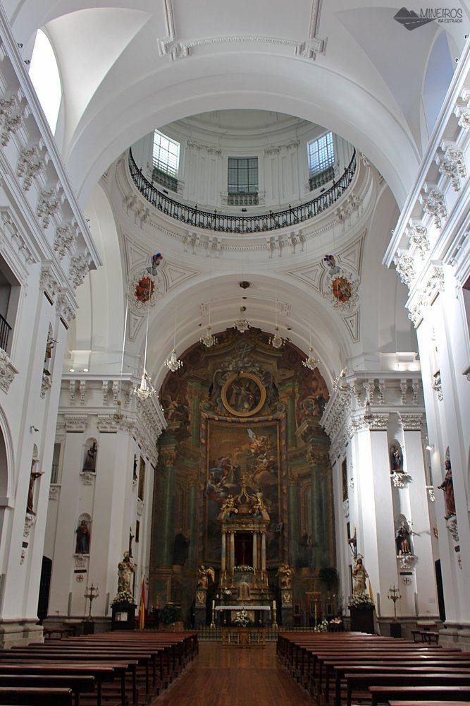 Igreja dos Jesuitas e, Toledo, Esapnha