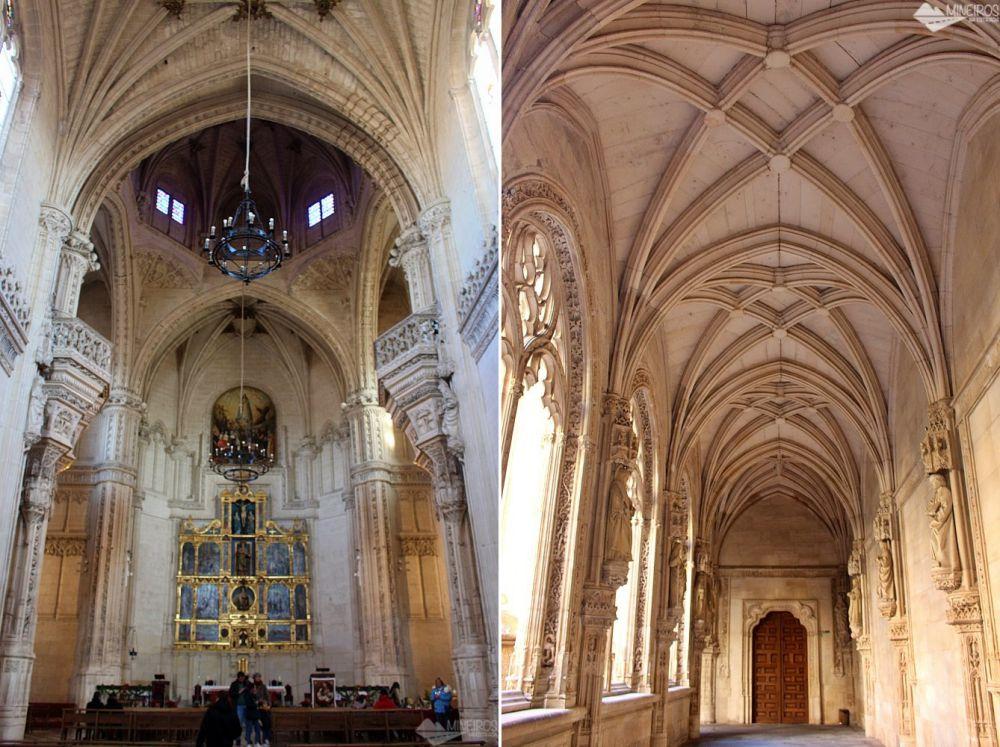 Monasterio de San Juan de los Reyes, em Toledo, Espanha