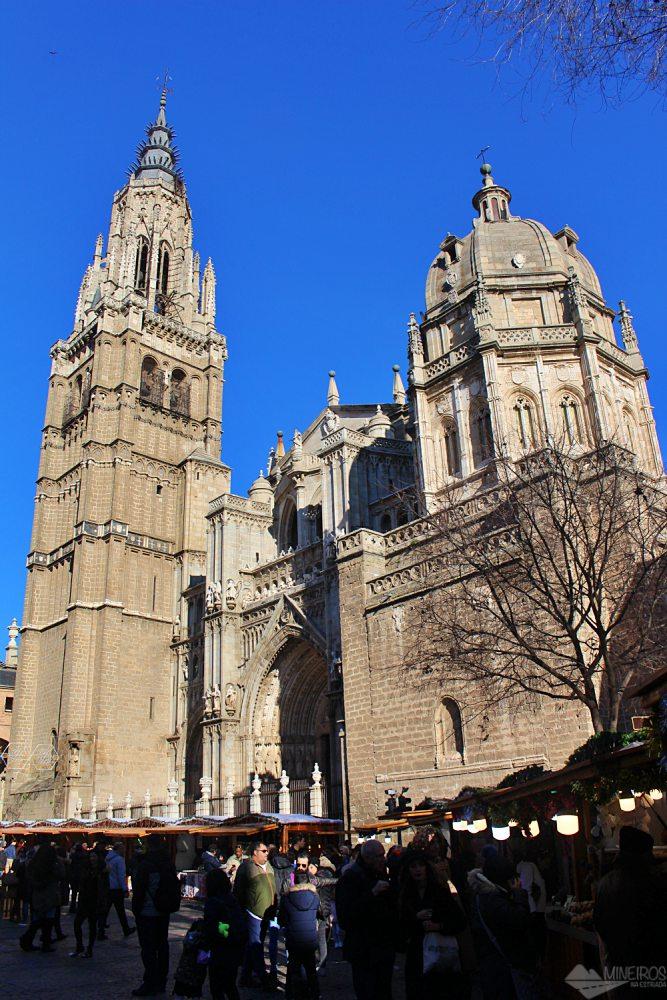 Catedral de Toledo Espanha