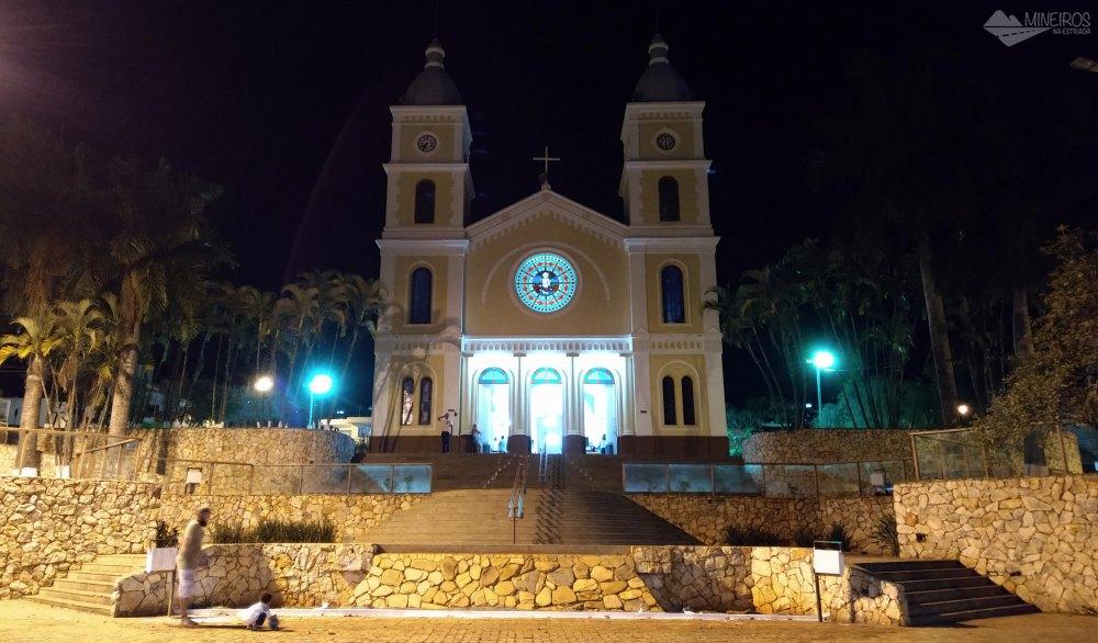 igreja de sao sebastiao capitolio
