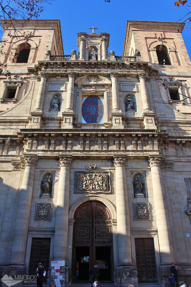 Igreja dos Jesuítas Toledo Espanha