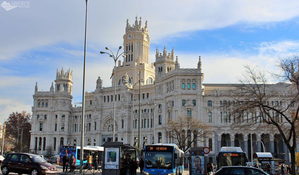CentroCentro, Madri