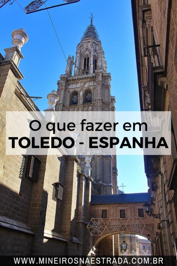 Toledo é uma cidade medieval próxima a Madri. Veja aqui o que fazer em um dia e como chegar partindo da capital da Espanha.