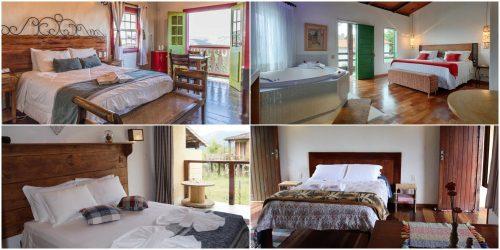10 pousadas excelentes em Lavras Novas, distrito de Ouro Preto