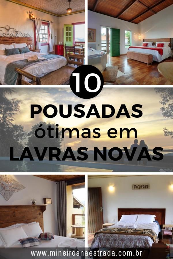 Selecionamos 10 pousadas excelentes em Lavras Novas, distrito de Ouro Preto, com café da manhã, wi-fi e nota mínima 9 de acordo com hóspedes.
