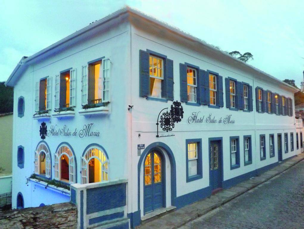 Hotel Solar de Maria Ouro Preto