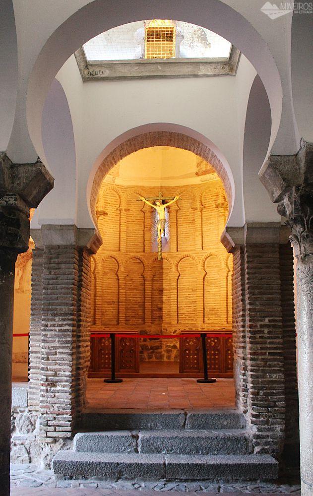 Mesquita Cristo de la Luz, em Toledo, Espanha