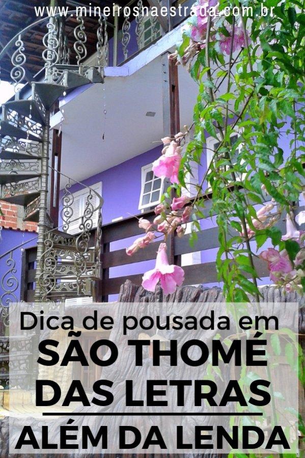 Onde ficar em São Thomé das Letras. Conheça a Pousada Além da Lenda. Um lugar para se sentir em casa, com bons preços e ótimo café da manhã.