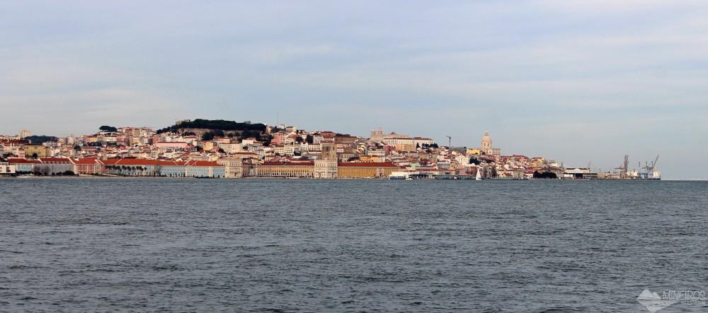 Lisboa vista de Cacilhas