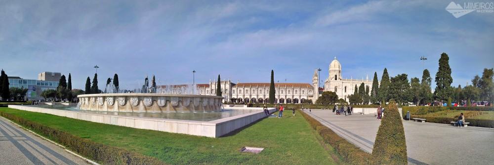 Mosteiro dos Jerônimos Belém