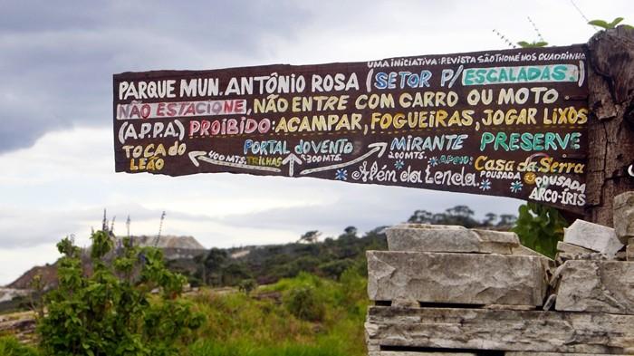 Parque Municipal São Thome das Letras