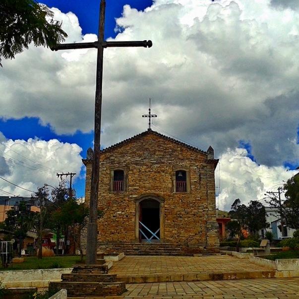 Igreja de Pedra São Thomé das Letras