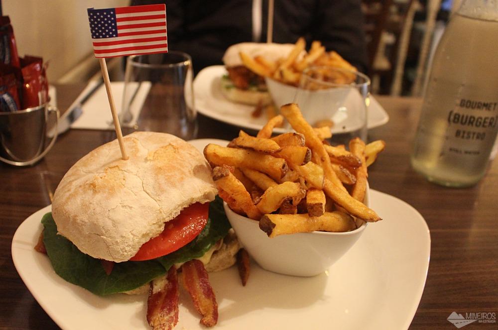 Onde comer em Cork - Burger Bistro