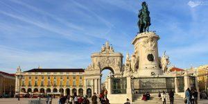 O que fazer no centro histórico de Lisboa: roteiro com mapa