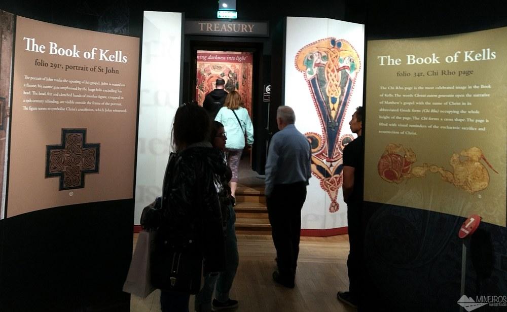 Livro de Kells Trinity College