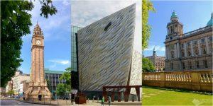 O que fazer em Belfast, capital da Irlanda do Norte