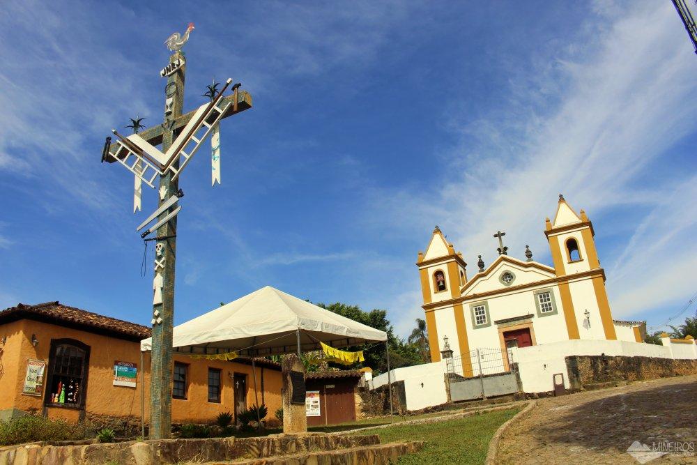Igreja Nossa Senhora da Penha, em Bichinho